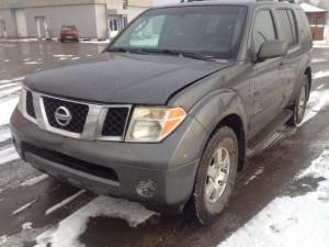 Выкуп авто Nissan Pathfinder