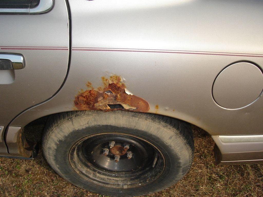 Скупка ржавых авто